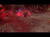 Warhammer 40000 Dawn of War II - презентация кампании за силы Хаоса